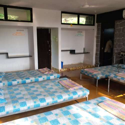Tent and Dormitory Type Accommodation 2